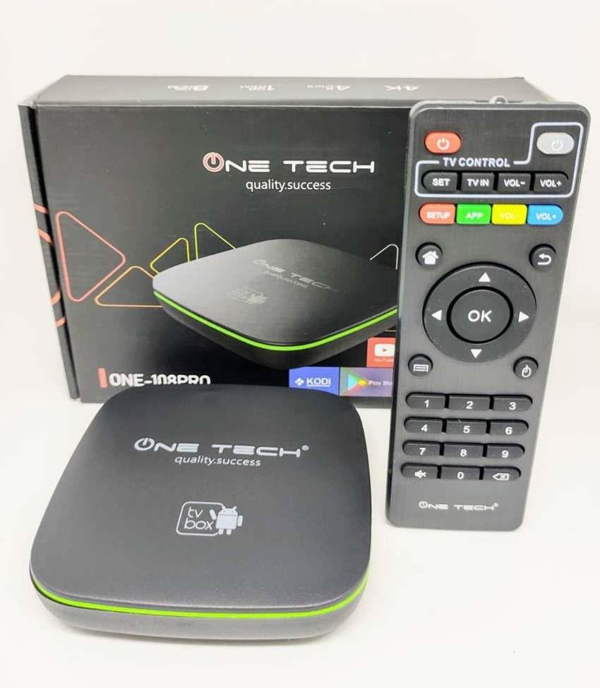 TVBOX 8GB PARA TU PLASMA O TV LED