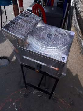 freidora o fritador con base desmontable