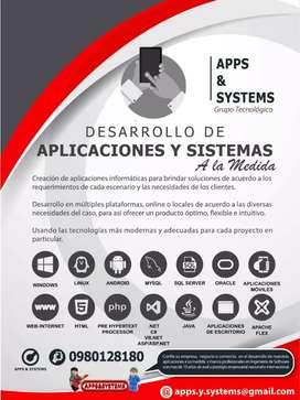 Asesoría en programación de aplicaciones