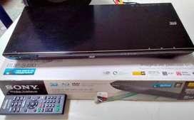 blue ray Sony 3D