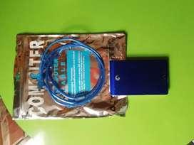Vendo o permuto (Disco Duro USB portátil) (Externo) 320GB