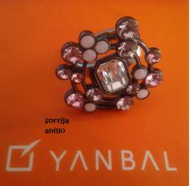 anillo yanbal talla 5