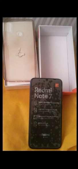 Vendo Xiaomi redmi note 7 128gb