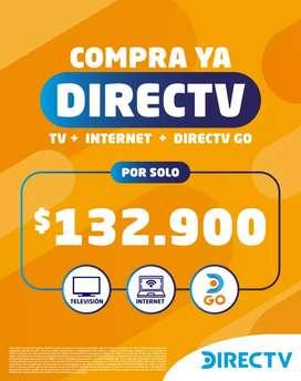 Internet más TV aúna tarifa plana