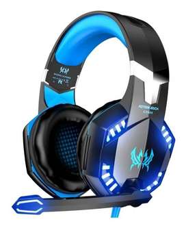 Auriculares Gamer G2000 Kotion