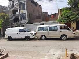 ALQUILER DE CAMIONETA H1 CARGA LIMA Y PERU CON CHÓFER