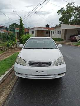 Toyota Corolla 2007 manual  5,300 negociable