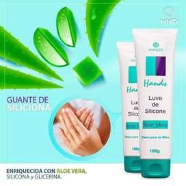 Hands Guante de silicona