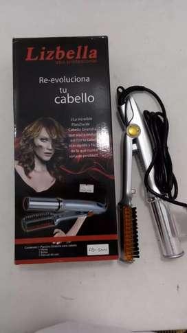 Placha giratoria  para cabello