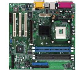 Tarjeta madre winxp Socket 478 for Intel® P4 processor