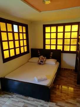 Finca turistica villa flor Quimbaya Quindio