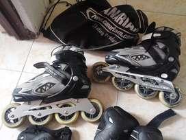 Vendo o. Cambio patines one way