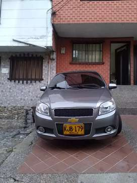 Chevrolet Aveo GT Emotion 2012