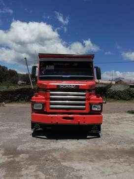 Se vende Scania en perfectas condiciones