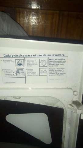 lavarropa eslabon de lujo