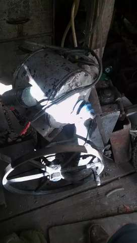 Bombeador torino con motor 1/2 hp