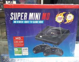 Súper mini Md sega hdmi
