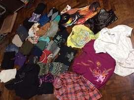 Bolson de ropa para mujer con poco uso