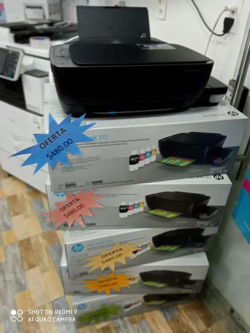 Impresora HP 315 Super promoción nueva 0