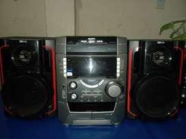 Sony mhx-dx7 mas bafles