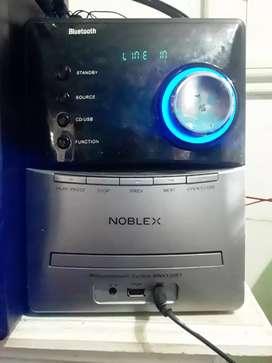 Minicomponente NOBLEX