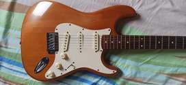 Guitarra eléctrica Squier Strat California series