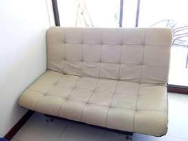 Juego de Sofacama y sofàs reclinables