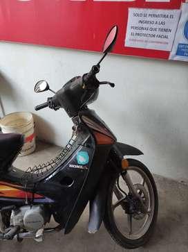 Moto wave honda