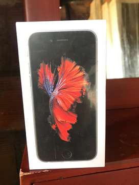 Iphone 6s 32gb sin destapar. Totalmente nuevo