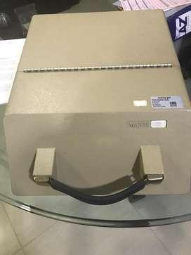Audiometro maico 41