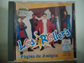Los Roller's página de amigos cd