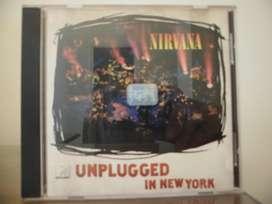 Nirvana mtv unplugged cd