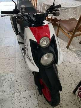 Yamaha BWIS 2014 en buen estado