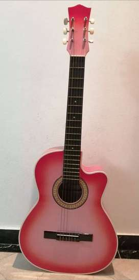 Vendo guitarra como nueva!!