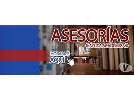 CLASES Y AYUDAS DE CÁLCULO DIFERENCIAL E INTEGRAL