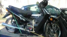 Moto Keller Cronos 110