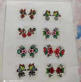 Stiker para las uñas
