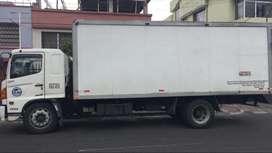 Fletes, Embalaje, estibadores, Bodega Camion, furgon para mudanza interprovincial  camionetas