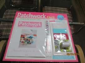 Revista Patchwork Fácil, Editorial Salvat
