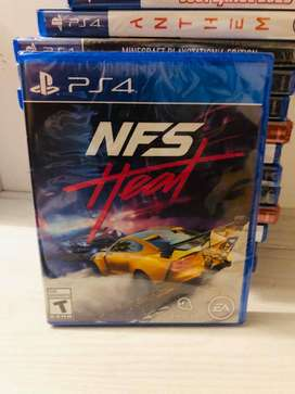 Need For Speed Heat Ps4, Nfs Heat Ps4 NUEVO SELLADO