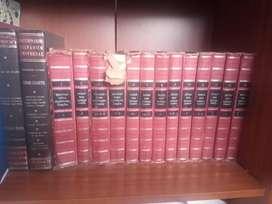 Vendo 13 tomos enciclopedia ilustrada cumbre