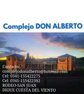 Cabañas Don Alberto