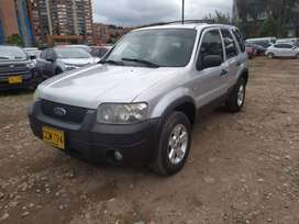 FORD        ESCAPE  2007      XLT AT 3.0L 5P 4X4