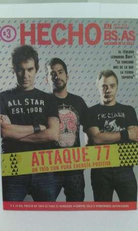 Revista Hecho en Bs. As. nro.113 dic. 2009