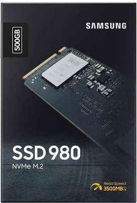 Disco sólido M.2 Samsung, alta velocidad