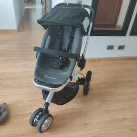 Coche Quinny + Maxi cosi (silla bebé)