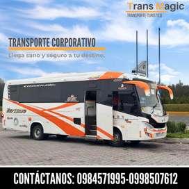 Alquiler de furgonetas - microbuses y buses Paseos familiares - Turismo Rural