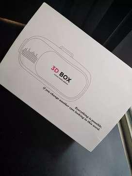 Gafas - 3D BOX