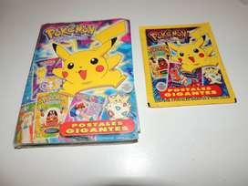 postales pokemon completas ultrafigus