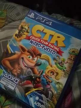 VENDO CTR PS4